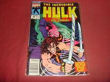 INCREDIBLE HULK # 380   - Marvel Comics 1991  NM