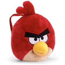 "Angry Birds RED Boy PLUSH BACKPACK 14"" For Kids BRAND NEW - Licensed Product"