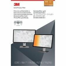 "3m Privacy Screen Filter Gold - For 24""lcd Notebook (gf240w1b)"