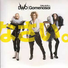 CD Single BWO / Army Of Lovers Gomenasai CARD SLEEVE 9t