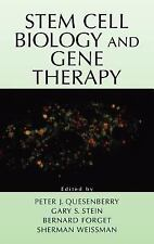 Stem Cell Biology and Gene Therapy-ExLibrary