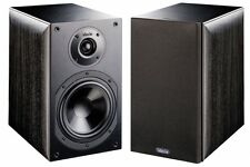 INDIANA LINE NOTA 260 XN PAIR SPEAKERS BLACK NEW WARRANTY
