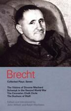 Brecht Collected Plays: 7: Visions of Simone Machard; Schweyk in the Second Worl