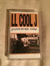 Ll Cool J 14 Shots To The Dome Hip Hop Cassette