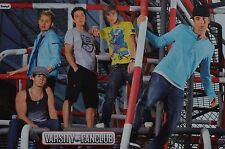 VARSITY FANCLUB - A3 Poster (ca. 42 x 28 cm) - Clippings Fan Sammlung NEU