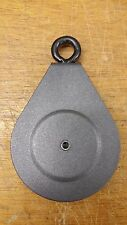 """(1) Bowflex Xtreme 1 Extreme 2 Grey 3.5"""" Pulley - Works as a black replacement"""