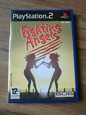 Sony Playstation 2 PS2 Game Fighting Angels . FREE POST