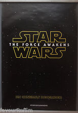 Cinema Poster: STAR WARS EPISODE VII THE FORCE AWAKENS 2015 (December One Sheet)