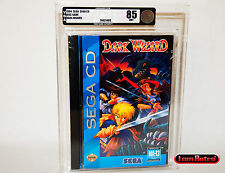 Dark Wizard SEGA CD Brand New Factory Sealed VGA 85 Mint Condition