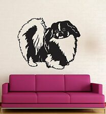 Wall Stickers Vinyl Dacal Dog Pets Puppy Animals (ig907)