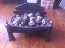 FIRE GRATE HEAVY CAST IRON, COAL OR WOOD