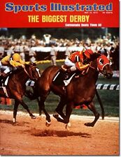 May 13, 1974 Angel Cordero, Horses and Horse Racing Sports Illustrated 1