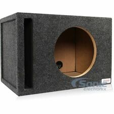 "Atrend 13W7SV Vented Ported 13"" Subwoofer Enclosure Box For JL Audio 13W7 Subs"
