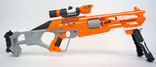 Nerf N-Strike AccuStrike AlphaHawk Sniper Edition - with cool Scope and Bipod