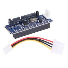 40-Pin IDE Female To SATA 7+15Pin 22-Pin Male Adapter PATA TO SATA Card MC