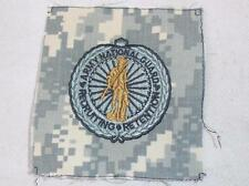 Genuine ACU US Army NATIONAL GUARD Cloth Uniform Badge
