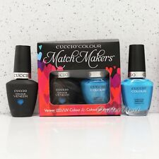 CUCCIO Veneer Match Makers - ST. BARTS IN A BOTTLE 6040 Gel & Lacquer Duo Kit