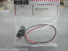 Rigid Hitch Inc. Wiring, Pigtail for 262 Series Lights 421-491