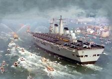 HMS INVINCIBLE-main fini, édition limitée (25)