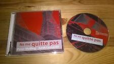 CD Pop Peter Meding / Jurek Lamorski - Ne Me Quitte Pas (14 Song) FISCHPLATTE