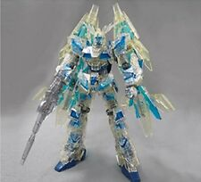 Bandai HG 1/144 RX-0 Unicorn Gundam 03 Phenex Ver.GFT Clear Colour Models Hobby