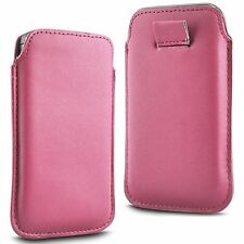 Premium PU Leather Pull Tab Case Cover Pouch For Samsung Galaxy S7
