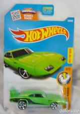 1969 Dodge Charger Daytona 1:64 Scale Model from Muscle Mania by Hot Wheels