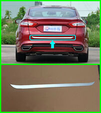 Rear Door Gate Lid Streamer Cover Trim for Ford Fusion Mondeo  2013 2014 2015