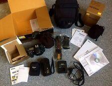 Nikon D7000 18-105 VR Kit, AF-S NIKKOR 50mm f/1.8, Nikon Speed light SB-400