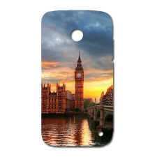CUSTODIA COVER CASE BIG BEN LONDRA LONDON TRAMONTO PER NOKIA LUMIA 630