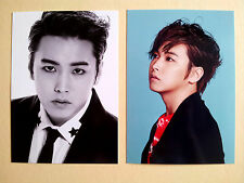 SJ Super Junior M - Swing  Post Card Postcard  Official goods - Sungmin / NEW