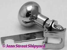 Marine Boat Turning Knob Stainless Steel Medium Steering Knobs Seachoice 28521