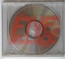 Five O'Clock Heroes Bend To Breaks Ltd Adv CD Diff PS Indierock