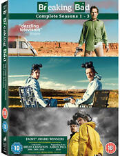 Breaking Bad: Seasons 1-3 - DVD