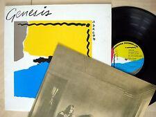 Genesis Abacab + Inner A-1U B-1U UK LP BYPB Charisma CBR 102 1981 EX/EX