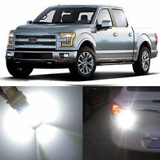 Alla Lighting Brake Tail Turn Signal Lights White LED Bulbs for Ford Expedition