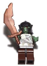 Lego Castle Fantasy Era Troll Warrior Orc Minifigure