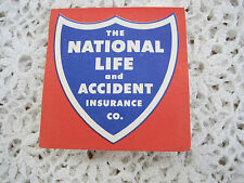 Needle Book The National Life and Accident Insurance Co.