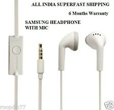Samsung 3.5mm Jack EHS61ASFWE Handsfree Headset Earphones Headphone With Mic