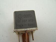 Skoda Octavia (1998-2000) Relay  191 937 503