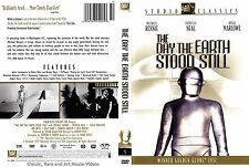 The Day the Earth Stood Still ~ New DVD 2003 ~ Michael Rennie (1951)