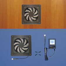 Mega-fan Enclosed Cabinet AV Cooling fan / multi-speed control /Home Theater