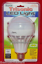 LED Light Bulb 15W Lamp = 125W Oversized Replacement 600 Lumens White Daylight