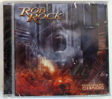 ROB ROCK - GARDEN OF CHAOS - CD Sigillato