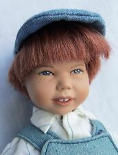 "Heidi Ott Little Ones 12"" TOBYAS with Freckles & 2 teeth, Mint, No Box"