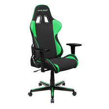 DXRacer OH/FH11/NE Black & Green Formula Series Gaming Chair with Warranty