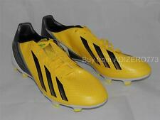 Adidas F30 TRX FG Soccer Boots G65383 NWT miCoach compatible Yellow/black
