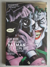 Batman - Killing Joke Deluxe Edition - Oversized Hardback
