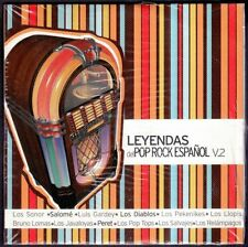 LEYENDAS DEL POP ROCK ESPAÑOL Vol. 2 - SPAIN CD OK 2009 - 1 Beatles Cover
