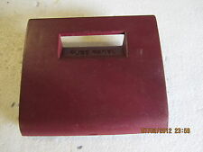 OLDS 98 OLDSMOBILE NINETY EIGHT1988 88 DASH FUSE PANEL w/ FUSES & PULLER  OE RED